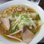 113842238 - ワンタン麺 500円