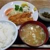 山田屋 - 料理写真:いわしフライ定食