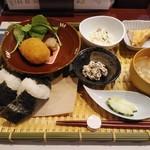 田中マネの食堂 - 月曜日の和食ランチ