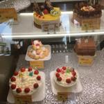 仏蘭西風洋菓子 ブローニュの森 -