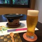 高千穂 離れの宿 神隠れ - ドリンク写真:お酒は1人2000円で飲み放題にできます