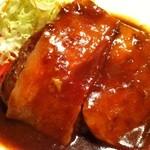 キッチンハタノ - ハンバーグアップ