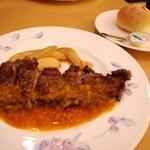 レストラン ラコンテ - ワンコインステーキ