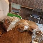 パンとお菓子 まるふじ - 料理写真: