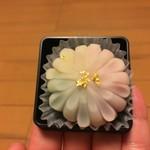 御菓子司青柳 花うさぎ - 料理写真:揚花火(240円)