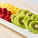 ヴィラージュ伊豆高原 - 【フルーツ】食後に爽やかなフルーツはいかが?