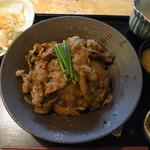 11386671 - ランチの牛すき丼
