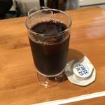戸隠忍者屋敷 珈琲の館 - ドリンク写真:アイスコーヒー