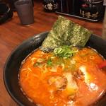博多ラーメン本丸亭 - とんこつ担々麺