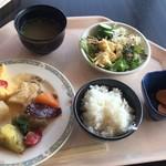 ホテルアネシス瀬戸大橋 - 料理写真: