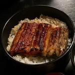 うなぎ赤垣 - 料理写真:うな丼1,750円