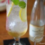 ミツバチガーデン カフェ - エルダーフラワー2