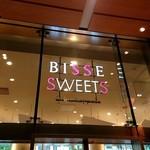 アップルワークス - BISSE SWEETSのサイン