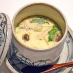 和酒房 山本 - 茶碗蒸し