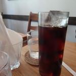 フルーツシェフ - アイスコーヒー