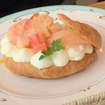 Fruit Chef - 桃サンド