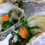魯山 - 生牡蠣