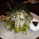 炭火伊酒屋 フォルトゥーナ - 大根と白ネギのさっぱりサラダ