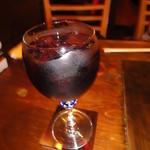 炭火伊酒屋 フォルトゥーナ - かち割りワイン
