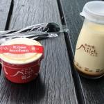 Milch - 料理写真: