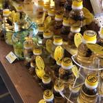 Bee Honey - スズメ蜂の蜂蜜漬