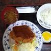 工藤精肉店食堂部 - 料理写真:ロースかつ定食