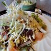 喰い道楽 ハマナカ - 料理写真:ちらしスパゲッティ