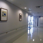 11388785 - 回生病院の13階にお店はあります。