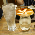 宮崎県日南市 塚田農場 - ドリンク写真:2019/8/15  日本酒は。。。