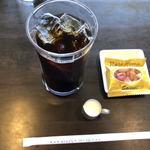 きくな - ドリンク写真:アイスコーヒー(350円)