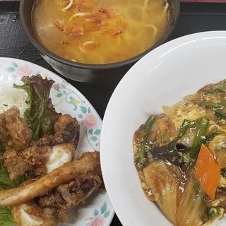 ★8/21からの晩飯セット①★