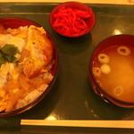 平泉レストハウス - 料理写真:(2019/08)カツ丼