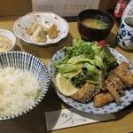きくち - いわし竜田定食