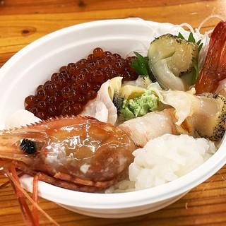 釧路和商市場 - 料理写真:
