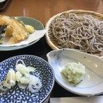 麺房 高松庵 - 暮坪蕎麦、竹