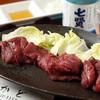 みかど - 料理写真:馬刺し