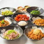 ヴィラージュ伊豆高原 - 【じぶん丼】選んで楽しい6種類の具材と5種類のトッピングから自分だけのどんぶりを!