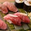 町田肉寿司 - 料理写真:肉寿司