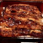 ゑびや - 料理写真:特上鰻重4.500円