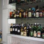 Bar Masters - カウンターの洋酒