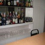 Bar Masters - 店内カウンター
