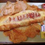 Cafe MOCO - チーズドック