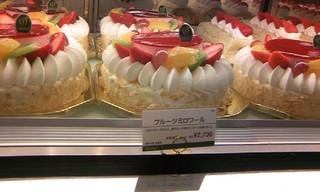新宿高野 町田小田急店 - フルーツミロワール