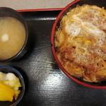 長岡屋 - カツ丼