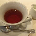 リストランテ カノビアーノ - 紅茶