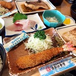 まるは食堂旅館 - 2000円コース