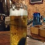 うりずん - 生ビールはもちろんオリオンビール