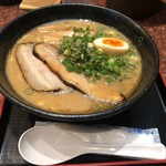 中華麺食堂 亀吉 -