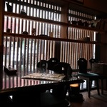 蕎麦倶楽部 佐々木 - 店内の様子