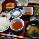 萱堂上池院 - 料理写真:朝食